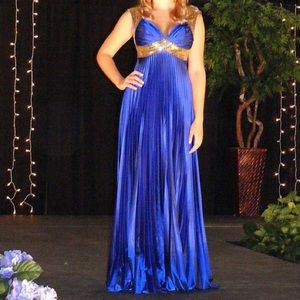 Tiffany Designs Evening Prom Gown